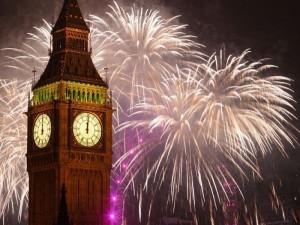 Новогодние традиции Британии