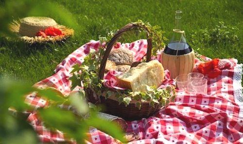 пикник на природе по итальянски
