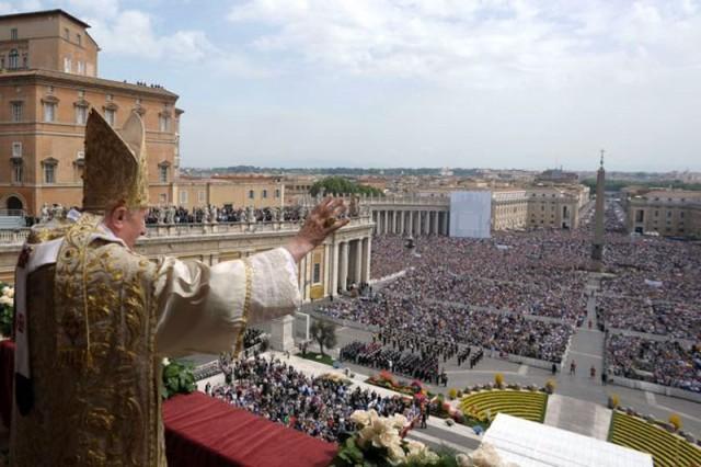 Пасха в Риме