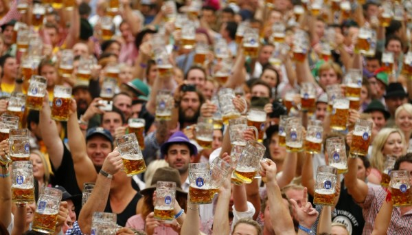 фестиваль пива фото