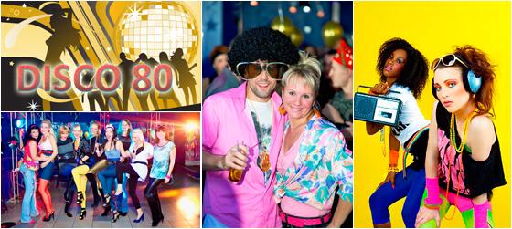 Наряды на вечеринку 80-х
