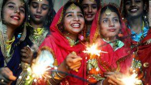 Дивали – индийский праздник света и огня