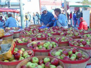 Праздник яблока в Великобритании