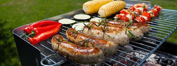 еда на пикник