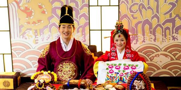 свадебные традиции в корее