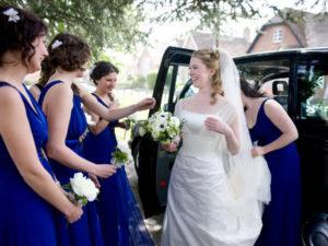 английская свадебная традиция