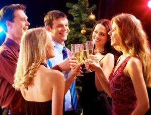 гости вечеринки