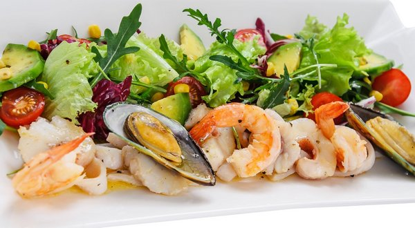 пикник морепродуктов