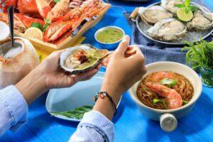 тайский пикник
