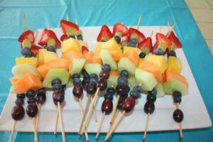 закуски для детского праздника
