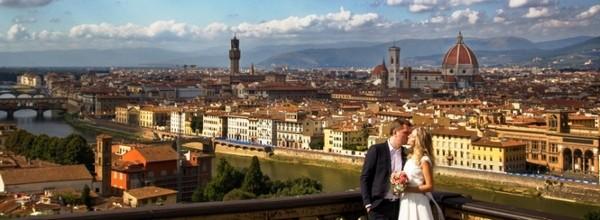 медовый месяц Флоренции