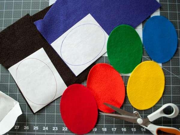 Как сделать костюм художника