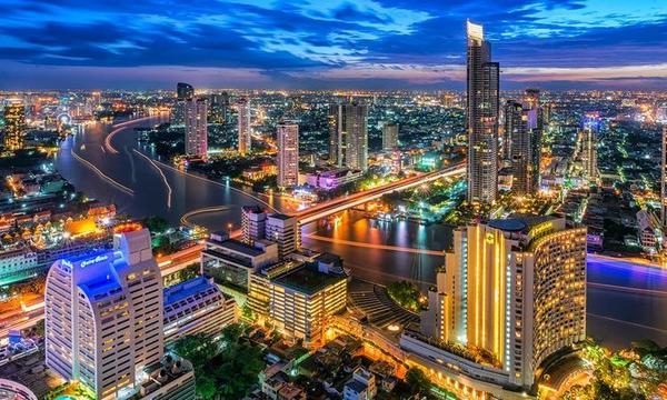 cвадебное путешествие в Таиланд