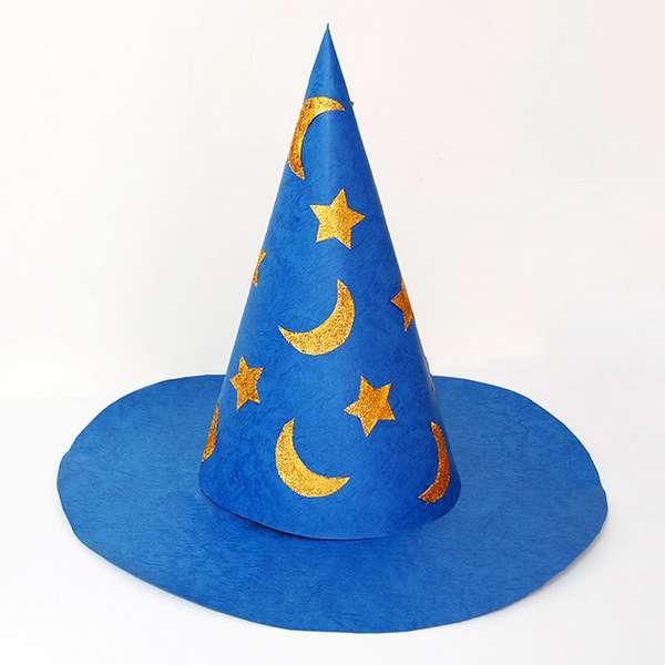 шляпа волшебника своими руками