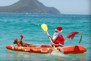 Рождество на гавайях