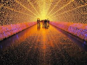 Фестиваль света Япония