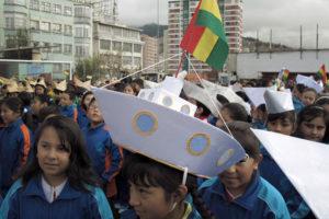 День моря в Боливии