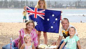 День пикника в Австралии