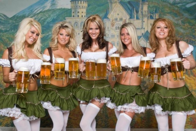 пивной фестиваль Чехия