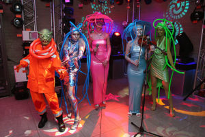 костюмы на космическую вечеринку