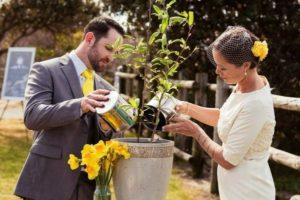 свадебные традиции на Бермудах