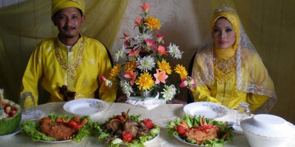 свадебные традиции в Малайзии