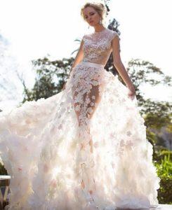 свадебные платья традиции