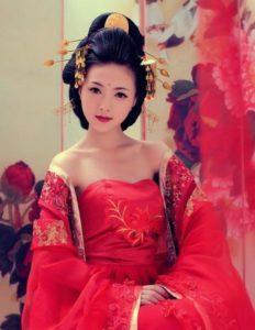 свадебные традиции Китая