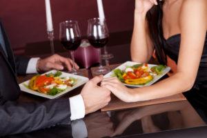 15 романтических идей для ужина