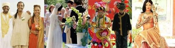 необычные свадебные традиции