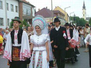 свадебные традиции венгрии