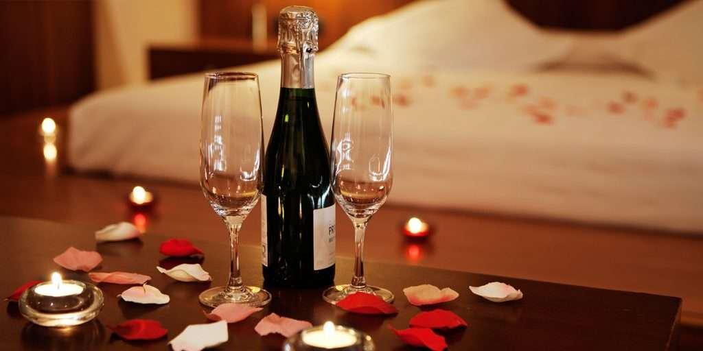 вино для романтического ужина
