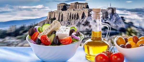 вечеринка в греческом стиле