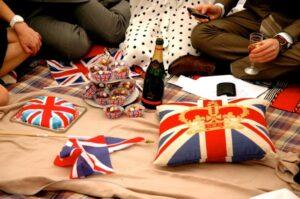 пикник по-английски