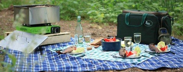 оборудование для пикника