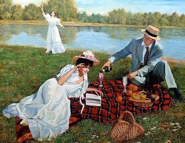 происхождение пикника