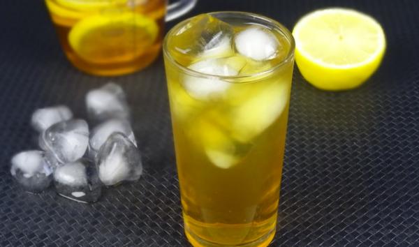 тайский чай со льдом