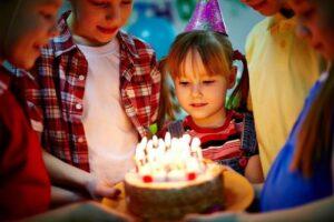 игры на день рождения ребенка