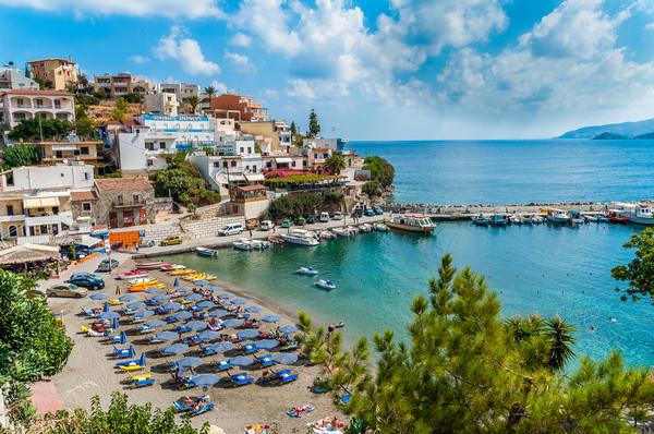 медовый месяц Крит