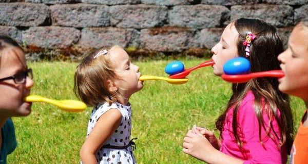 игры для детских вечеринок