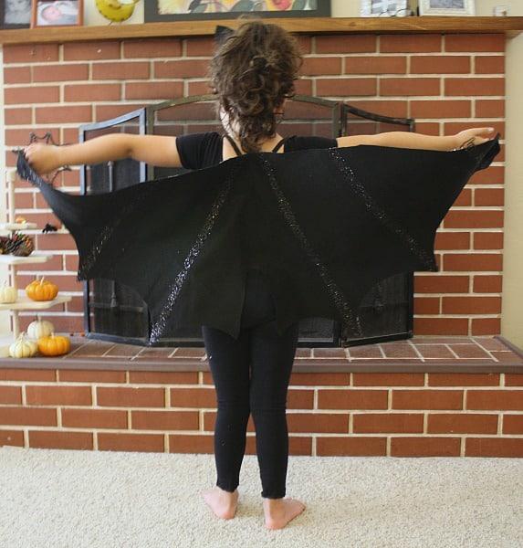 костюм летучей мыши