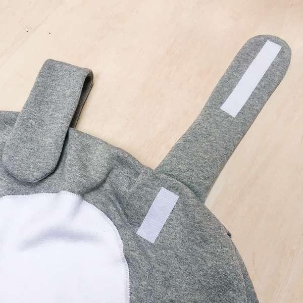 костюм зайчика своими руками