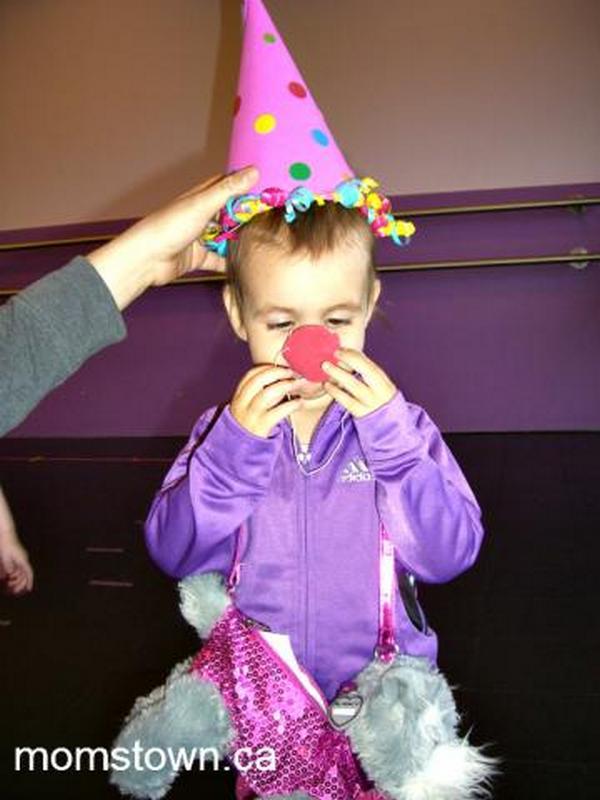 как сделать нос клоуна