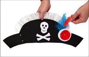 детский костюм пирата своими руками