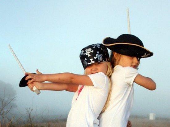 пиратские костюмы для девочек