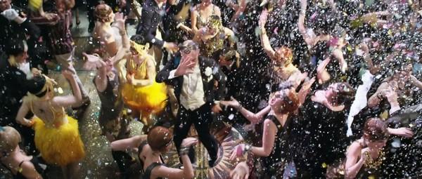 вечеринка в стиле великий Гэтсби