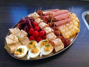 закуски для вечеринки