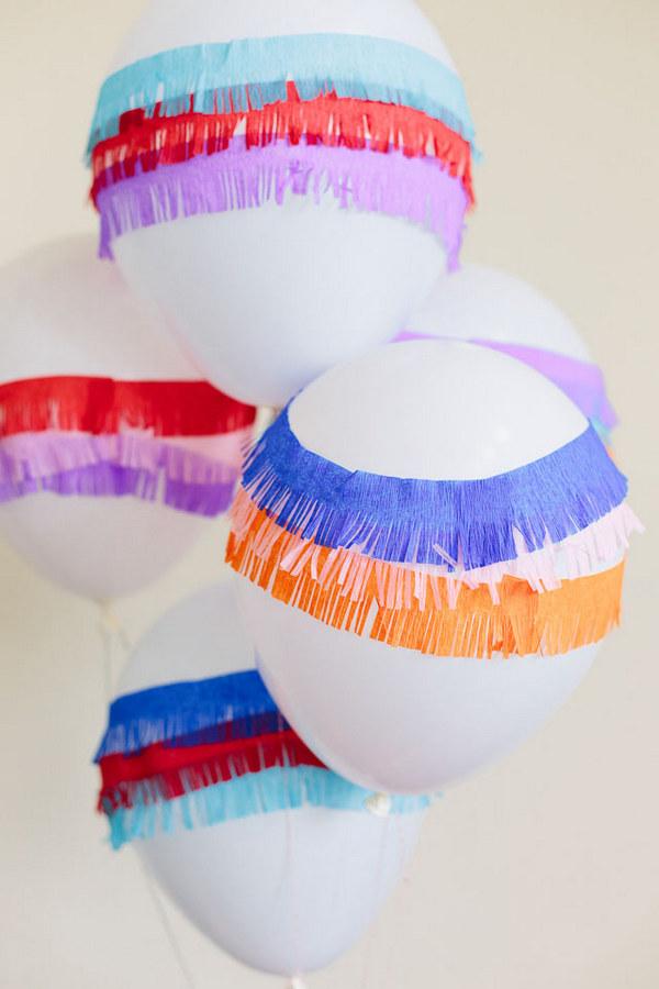 воздушные шары пиньята