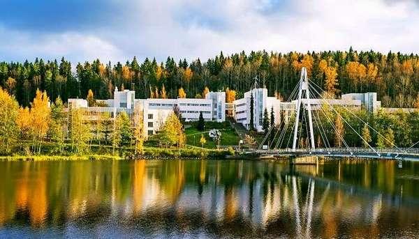 медовый месяц в Финляндии