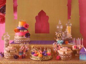 вечеринка арабской ночи